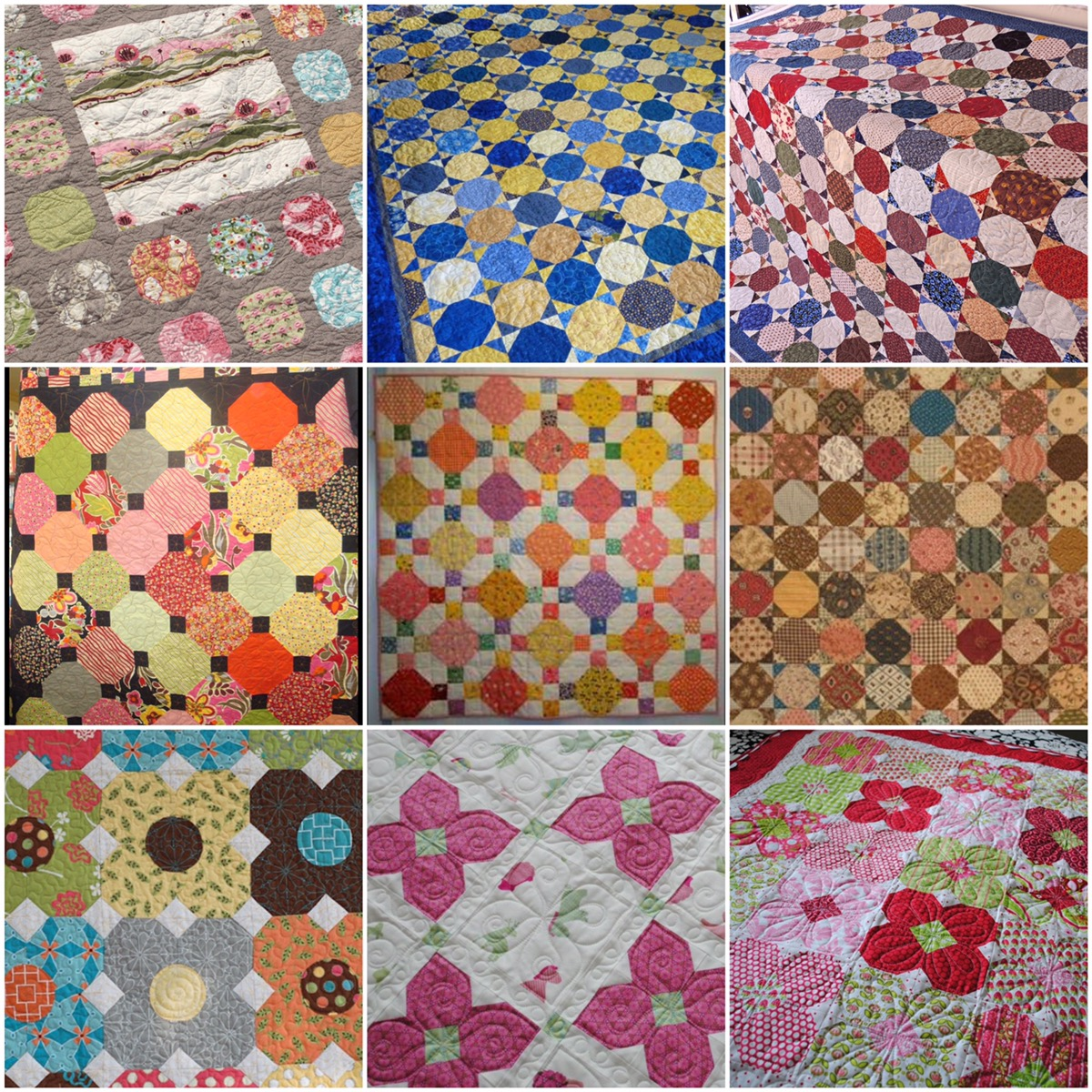 making scrap quilts from stash